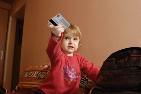 Sara cu cardul, februarie 2010