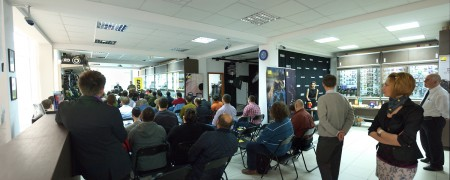 Intalnirea Nikonistilor din Banat. Noiembrie 2010, Sinpro Plus, Timisoara.