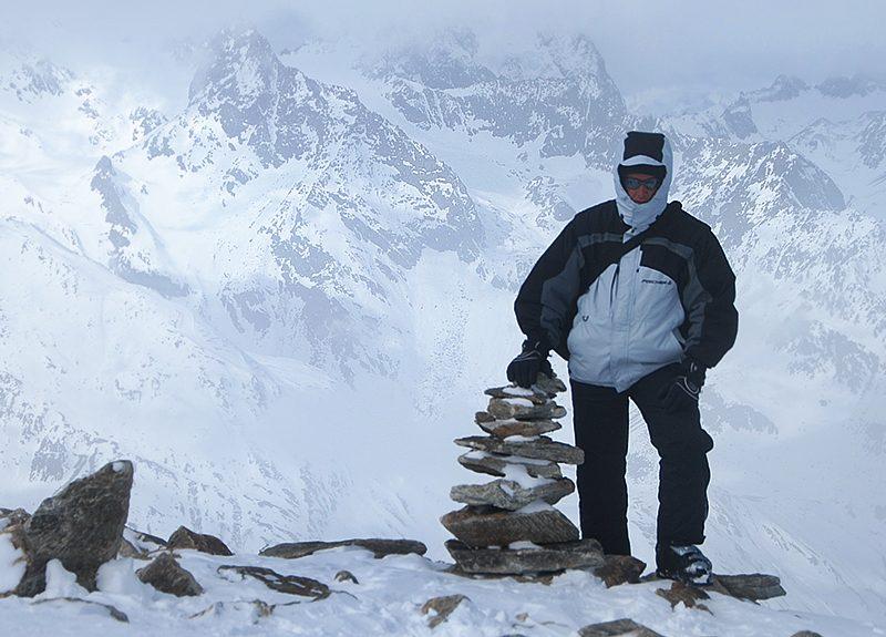 Everestul meu