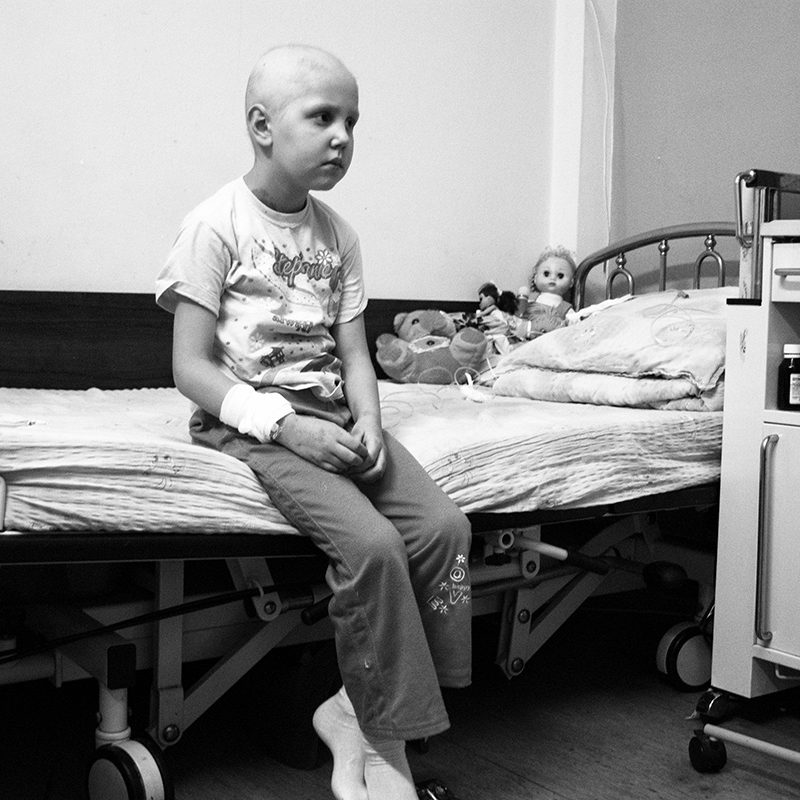 Zoom: …intr-un spital din Romania
