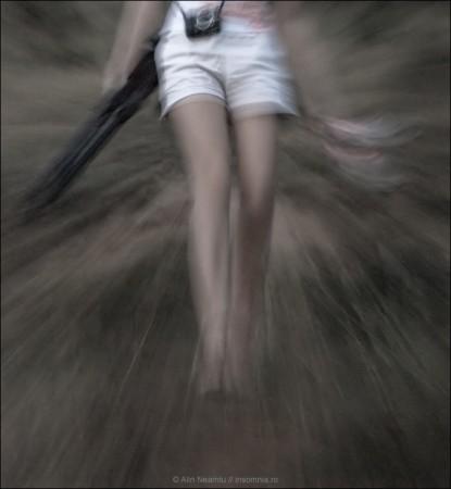 Fotograf in fuga…