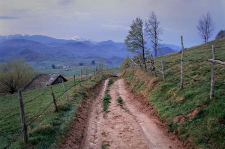 Pe drumul de la rasarit