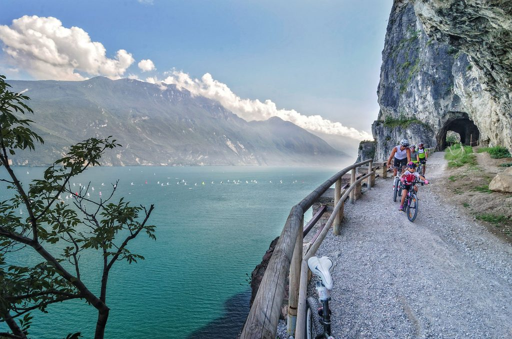 Lago di Garda Bike, Sail and Run