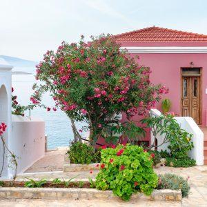 Halki Island. Greece