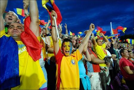 Culoarea sportului…